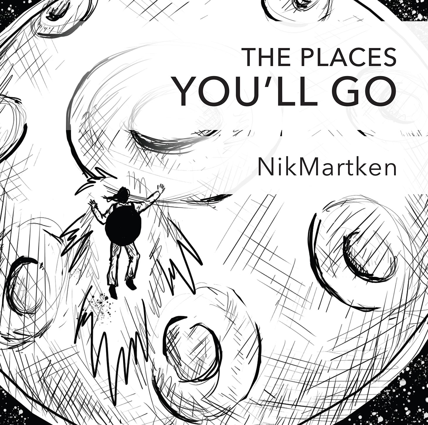 NikMartken - The Places You'll Go (EP)